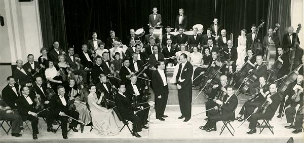 The St. Catharines Symphony, 1949