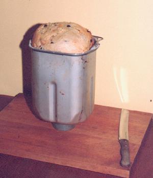 Canadian Bread Machine Recipes